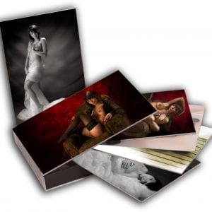 album boudoir, coffret photo, photo boudoir, coffret cadeau, 94, 75