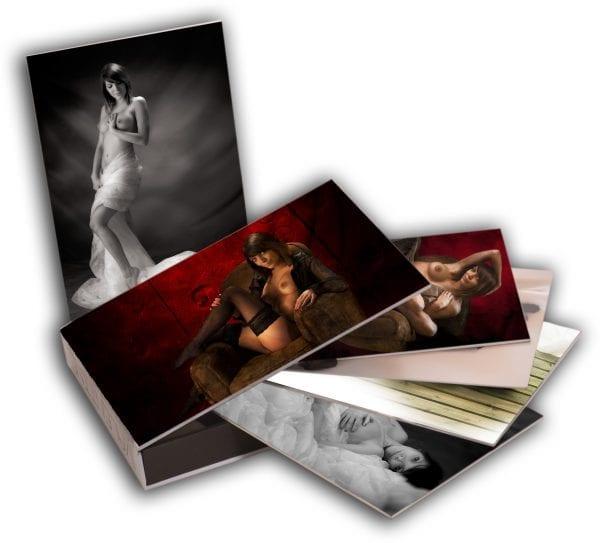 album boudoir, coffret photo, photo boudoir, coffret cadeau, 94, 75
