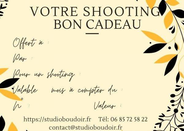 bon cadeau, photo boudoir, photo glamour, Le Studio Boudoir, 94